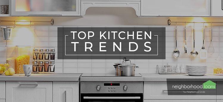 Top kitchen trends main
